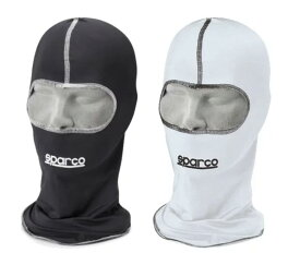 Sparco スパルコ フェイスマスク ドライメッシュ カーティング Basic ブラック 002231N