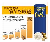 圧倒的イヌリン含有量の菊芋を厳選