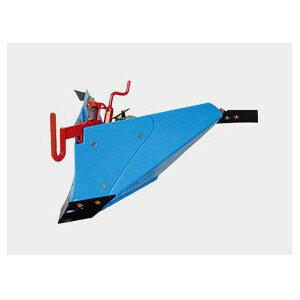こまめF220用 ブルー溝浚器(尾輪付) #10876 ホンダ(HONDA)