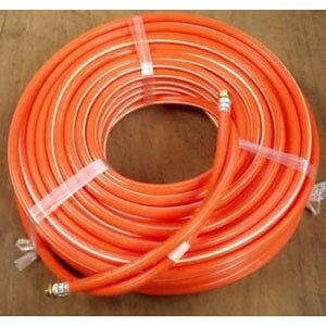 動噴用ホース(農業用スプレーホース) φ8.5×50m ISO金具付 SRC G1/4