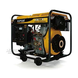 柴油发电机5.0kVA KDE5.0E