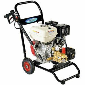 高圧洗浄機 スーパーエースウォッシャー エンジン式/15Mpa SEC-1616-2N スーパー工業 【受注生産品】
