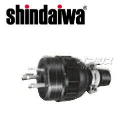 新ダイワ発電機用 コンセントプラグ C156-000040 新ダイワ工業