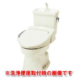 簡易水洗便器 ジャレット 手洗い付 オフホワイト Janis(ジャニス工業)