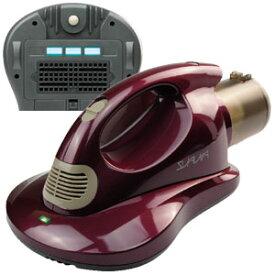 サイクロン式布団用UV掃除機 スオーラ NP-58PW パープルワイン