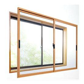 断熱二重窓 楽窓2 簡易取付タイプ 2枚建 結露対策などに セイキ販売