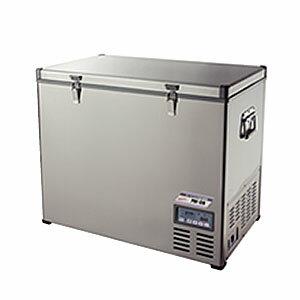 ポータブル冷凍冷蔵庫 128L PRF-128 ナカトミ AC100V・DC12V/24V 【個人宅配送不可】