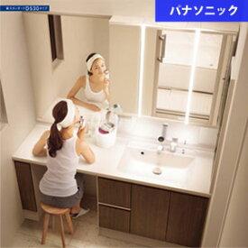 シーライン ハイクラス洗面化粧台 D530タイプ GC-165AAセットプラン 幅1650mm Panasonic【受注生産品】