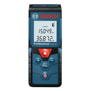 レーザー距離計 GLM40 BOSCH(ボッシュ) Max40m
