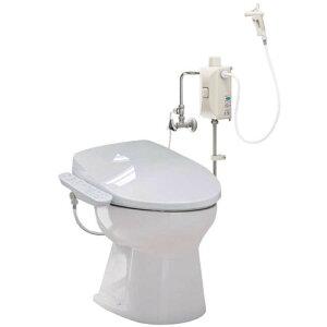 タンクレス簡易水洗便器 ニューレット 温水洗浄便座 フラッシュバルブ式 AF50L130LI アサヒ衛陶 ラブリーアイボリー