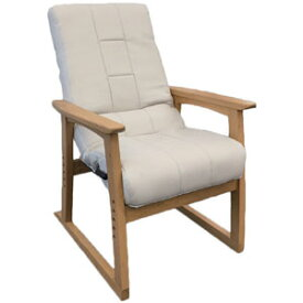 円背椅子 やすらぎ2 アイボリー NOEC-リヨンIV