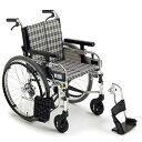 自走介助兼用モジュール車椅子 MYUシリーズ スイングアウト MYU226JDSW