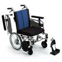 BALシリーズ BAL-10 低座面高さモジュール 介助式車椅子 ミキ
