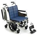 Skit(スキット)シリーズ SKT-6 6輪車介助式車椅子 ミキ