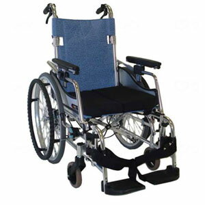 自動ブレーキシステム装置付 自走介助兼用車椅子 MW-SL5BT 松永製作所