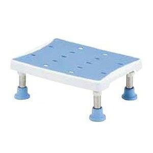 浴槽台 アシスト 3段階 ライトブルー YAS-M02LB マキテック 高さ15-20cm