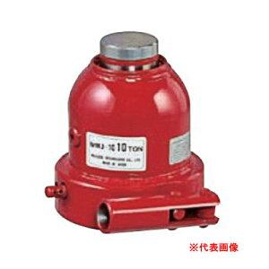 ミニタイプ油圧ジャッキ 10トン MMJ-10 MASADA(マサダ製作所)