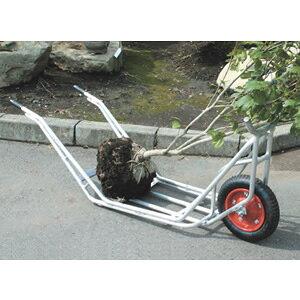 植木用一輪車 CU-1 HARAX(ハラックス)【法人のみ】【営業所留め可】