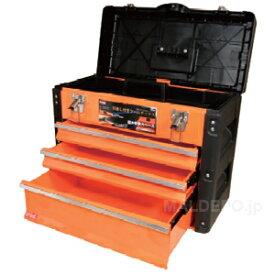 ツールボックス(工具箱) 4段 引出し付 TRD-TC4 三共コーポレーション