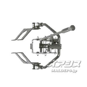 サラダFF500用 作業機接続 ニューM型ヒッチ #11682 ホンダ(HONDA)