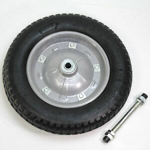 一輪車用ノーパンクタイヤ SR1301 軸付