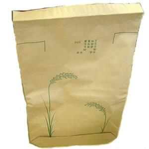 稲穂表示付 米袋85g(玄米30kg用) 100枚セット