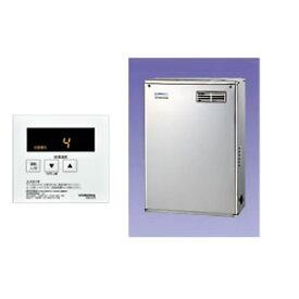 石油給湯器 給湯専用貯湯式ボイラー 屋外設置/前面排気型 UIB-NX46R(MSD) CORONA(コロナ) リモコン付 高級ステンレス外装