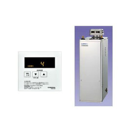 石油給湯器 給湯専用貯湯式ボイラー 屋外設置/前面排気型 UIB-NX46R(SD) CORONA(コロナ) リモコン付 高級ステンレス外装