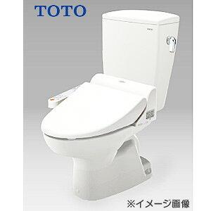腰掛便器 手洗い無し CFS370BA+TCF2222E(#NW1) TOTO ウォシュレット付き ホワイト