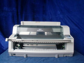 中古プリンター ドットプリンター NEC MultiImpact 700XX2N PR-D700XX2N パラレル 有線LAN接続対応 ドットインパクトプリンタ 整備清掃済【送料無料】【美品】