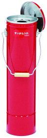【OBAKETSU】スタンド灰皿 HRD500 赤(高さ51cm)