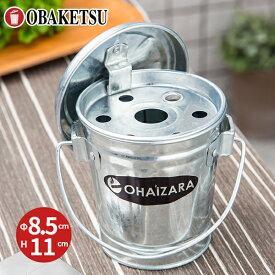 【OBAKETSU】オハイザラ OH0.5 (0.35Lサイズ・シルバー)