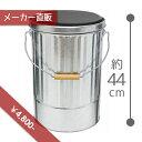【OBAKETSU】クッション缶 AKPL (シルバー)