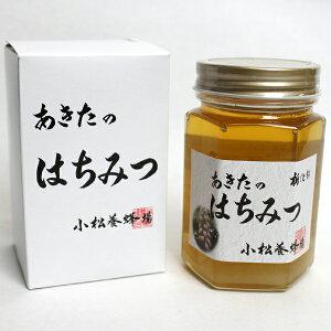 国産はちみつ 栃(とち) 180g【 秋田 小松養蜂場 非加熱 100%自家 採蜜のハチミツ アカシア 蜂蜜 ギフト 】