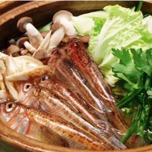 秋田の郷土料理「しょっつる鍋」