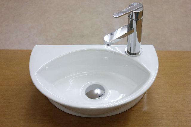 洗面ボウル(洗面ボール 手洗い鉢)+排水栓、排水Sトラップ セット おしゃれ 洗面器 洗面台 洗面化粧台 手洗い器 手洗いボウル 陶器 洗面ボウル KORS-1180