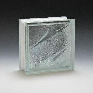 ガラスブロック 190×190×80 ガラスブロック フロストビスター KOGB022 ガラス 外壁 壁材 エクステリア