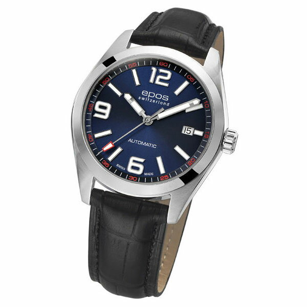 EPOS SPORTIVE エポス スポーティブ 3411ABL 自動巻 メンズ腕時計 国内正規品 送料無料 メーカー正規2年間保証付