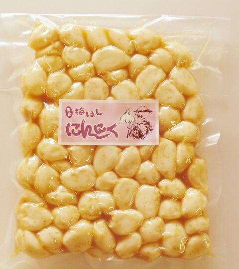 中清食品【うめぼしにんにく 300g】