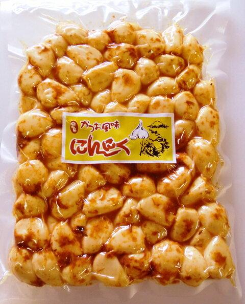 中清食品【かつお風味にんにく300g】