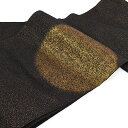 【オーダー商品】西陣織 本袋帯 おび工房たなか 謹製 月文様 砂子金帯 正絹 日本製【帯専門店おびや】送料・代引き無…