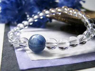 パワーストーン ブレスレット カイヤナイト 10ミリ玉 レディース メンズ 恋愛 天然石
