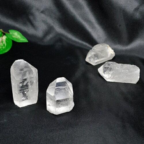 パワーストーン ※単品販売※ ブラジル産 水晶 ポイント重さ:約20〜50g パワーストーン 置き物 浄化 水晶 原石天然石 パワーストーン 母の日
