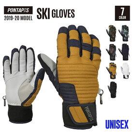 全品さらにP5倍 スキー グローブ スキーグローブ レディース メンズ スノボ スノボー スキー スノボグローブ スノボーグローブ スノーグローブ スノーボード スノーボードグローブ 手袋 5本指 激安 PG-101S PONTAPES ジュニア キッズ ウェア も展開中