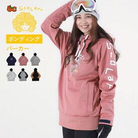 全品5%OFF券配布中 ScoLar/スカラー レディース スノーボードウェア ボンディング ジャケット SCJ-5959FB スノボウェア スノージャケット 女性用