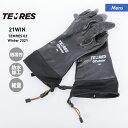 全品10%OFF件配布中 TEMRES/テムレス メンズ 透湿防水 グローブ TEMRES 02 Winter 蒸れにくい スノーボード スキー ス…
