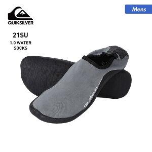 最大2000円OFF券配布中 QUIKSILVER/クイックシルバー メンズ マリンシューズ QSA212751 アクアシューズ ウォーターシューズ くつ 靴 ビーチサンダル スノーケリング シュノーケリング ビーチ 海水浴