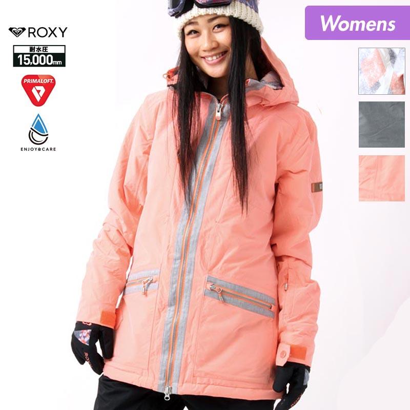 店内全品10%OFF スノーボードウェア スキーウェア ロキシー ROXY レディース ボードウェア ジャケット ERJTJ03043 スノージャケット スノボウェア スノボーウェア 上 スノーウェア ウエア 女性用