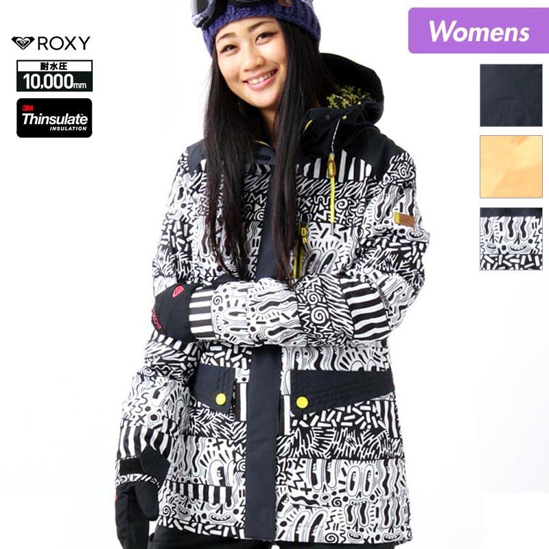 店内全品10%OFF スノーボードウェア スキーウェア ロキシー ROXY レディース ボードウェア ジャケット ERJTJ03059 スノージャケット スノボウェア スノボーウェア 上 スノーウェア ウエア 女性用