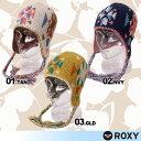 ROXY/ロキシー レディース 耳あて フリンジ付き スノー ニット帽子 キャップ ぼうし スノーニット スノボ スノーボード スキー 2012秋冬モデル